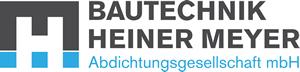 Logo von Bautechnik Heiner Meyer - Abdichtungs - GmbH